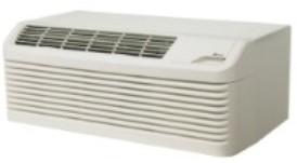 Amana, 9000 BTU PTAC w/ Electric Heat. R410A Refrigerant